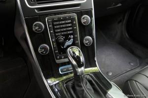Volvo V60 Plug-In Hybrid intérieur - Vivre Auto
