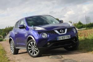 Essai Nissan Juke - Vivre Auto