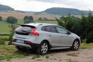 Essai Volvo V40 Cross Country D3 - Vivre Auto