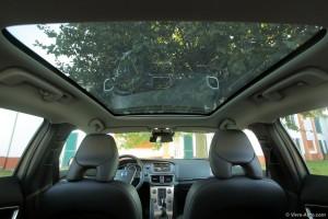 Essai Volvo V40 Cross Country D3 Intérieur - Vivre Auto