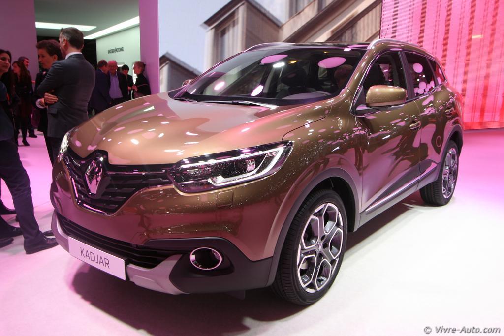 Genève 2015 : les photos du stand Renault