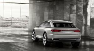 Audi Prologue Allroad - Vivre Auto