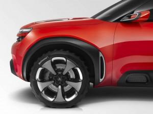 Citroen Aircross Concept - Vivre Auto