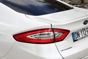Ford Mondeo Hybrid - essai Vivre Auto