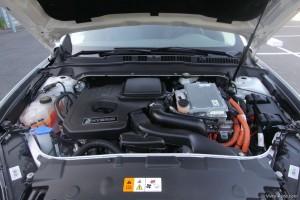 Ford Mondeo Hybrid moteur - essai Vivre Auto