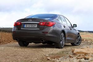 Ininiti Q50 Sport - essai Vivre Auto