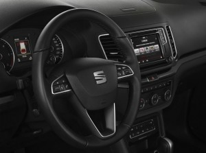 Seat Alhambra 2015 - Vivre Auto
