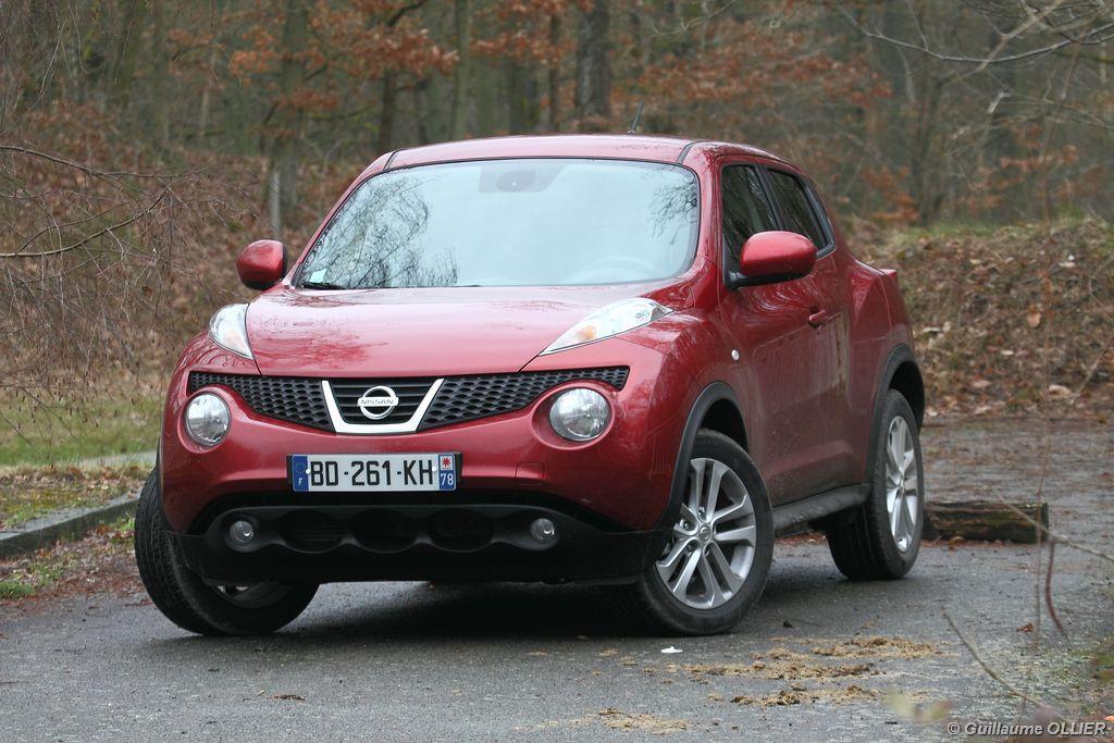 Essai Nissan Juke dCi 110