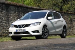 Essai Nissan Pulsar - Vivre Auto