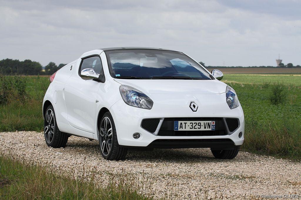 Essai Renault Wind 1,6l 133