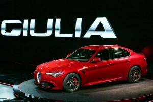 Alfa Romeo Giulia - Vivre Auto