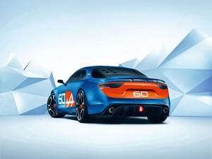 Alpine Célébration Concept - Vivre-Auto