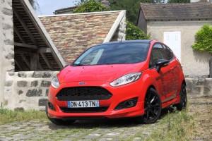 Ford Fiesta Red Edition - essai Vivre Auto