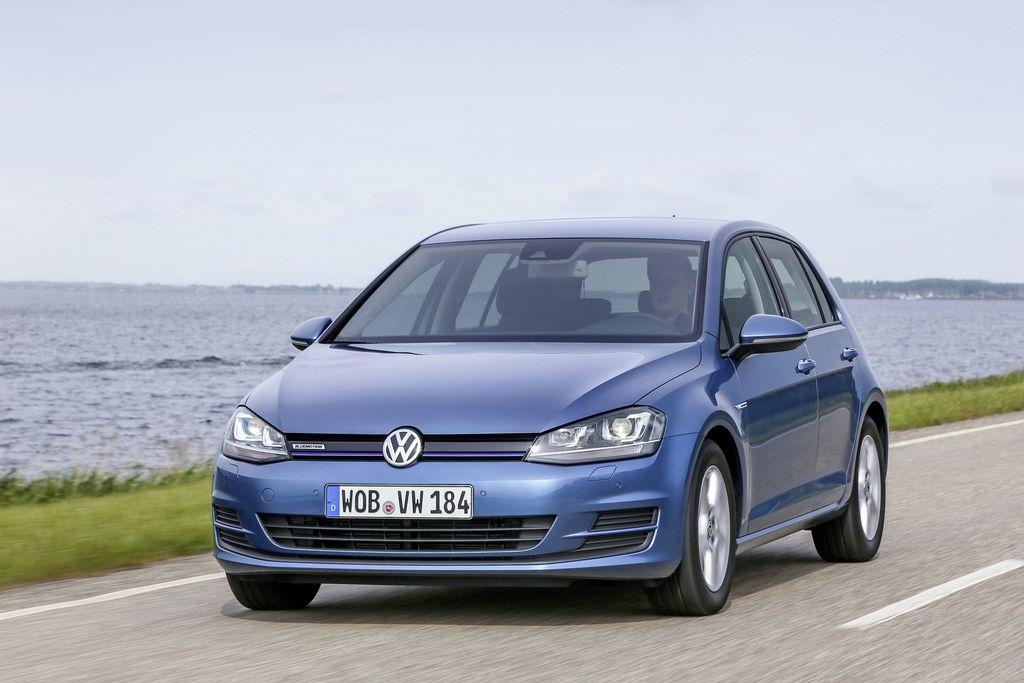 Nouvelle Volkswagen Golf TSI BlueMotion, 4,3 l/100 km