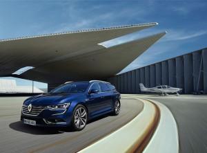 Renault Talisman Estate - Vivre-Auto