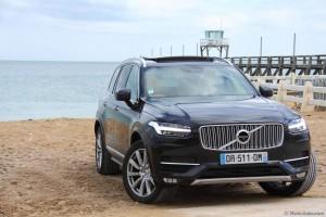 Volvo XC90 2015 - essai Vivre-Auto