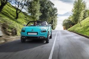 Citroën Cactus M Concept - Vivre-Auto