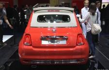Fiat 500 IAA 2015 - Vivre-Auto