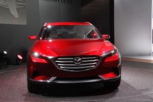 Mazda Koeru Concept - Vivre-Auto