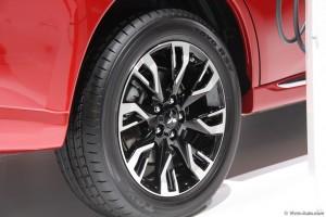 Mitsubishi Outlander 2016 - Vivre-Auto