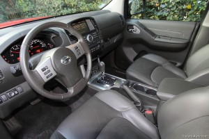 Nissan Navara V6 dCi - Essai Vvre-Auto
