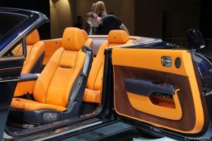 Rolls-Royce Dawn - Vivre-Auto
