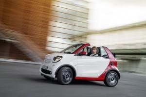 Smart Fortwo cabriolet - Vivre-Auto