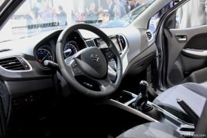 Suzuki Baleno 2016 - Vivre-Auto