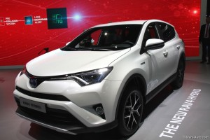 Toyota Rav4 Hybrid - Vivre-Auto