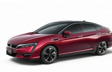 Honda Clarity Fuel Cell - Vivre-Auto