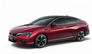 Honda Clarity Fuel Cell - Vivre-Auto