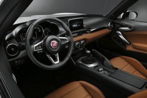 Fiat 124 Spider - Vivre-Auto