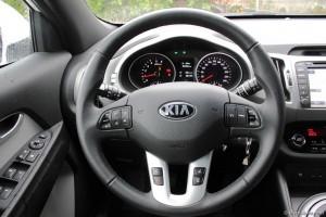 Essai Kia Sportage - Vivre-Auto