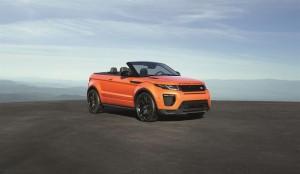 Range Rover Evoque Cabriolet - Vivre-Auto