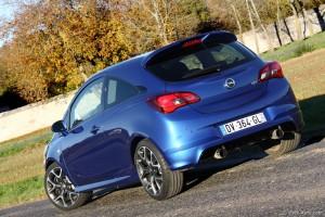 Opel Corsa OPC 2015 - essai Vivre-Auto