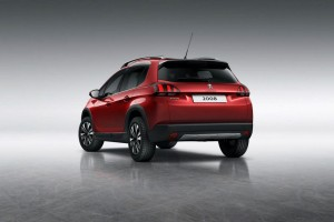 Peugeot 2008 2016 restylé