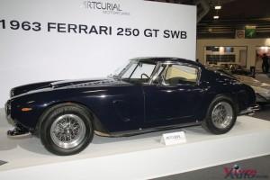 Ferrari 250 GT SWB Berlinetta 1963 - Rétromobile 2016