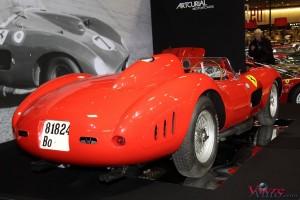 Ferrari 335 S Sport Scaglietti 1957 - Rétromobile 2016
