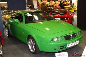 Lancia Hyena 1993 - Rétromobile 2016