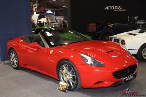 Ferrari California 2010 - Rétromobile 2016