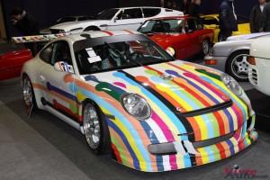 Porsche 997 Cup 2006 - Rétromobile 2016