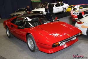 Ferrari 308 GTSi 1982 - Rétromobile 2016