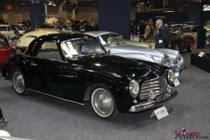 Simca Huit Sport Coupé 1951 - Rétromobile 2016