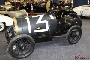 Bugatti Type 13 1920 - Rétromobile 2016