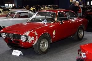 Alfa Romeo Giulia Sprint GTA 1965 - Rétromobile 2016