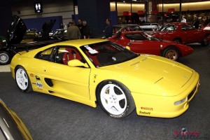 Ferrari F355 Challenge 1996 - Rétromobile 2016