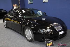 Bugatti EB112 Berline 1999 - Rétromobile 2016
