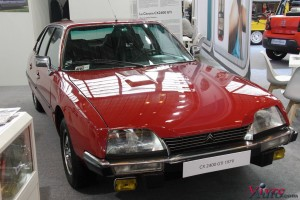 Citroën CX 2400 GTI 1979 - Rétromobile 2016