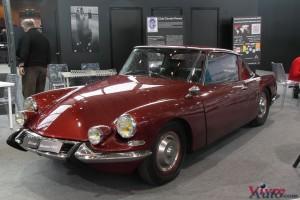 DS Coupé Bossaert 1963 - Rétromobile 2016