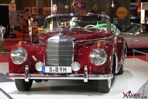 Mercedes 300 Sc Roadster W188 1956 - Rétromobile 2016